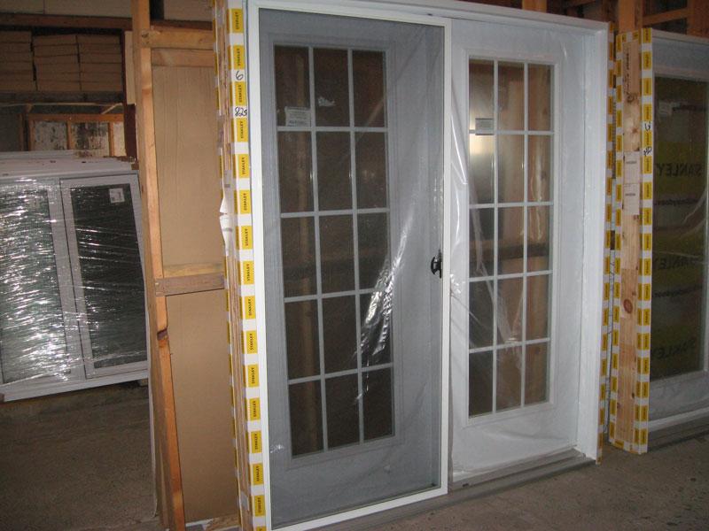 Portes et fenêtres | Victoriaville | Récuper-action